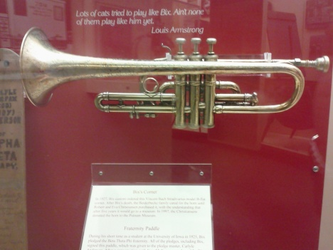 Mystery Solved: The Cornet Caper Comes to an End